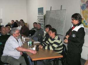 15.3.2014 Školení preventistů Sboru dobrovolných hasičů
