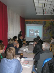 20.11.2015 Porada pracovníků úseku ochrany ovzduší Zlínského a Olomouckého kraje