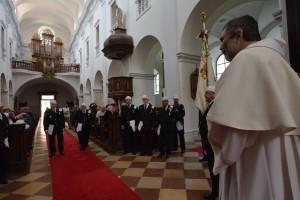 Oslavy 360. výročí založení Zemského společenstva mistrů kominických z.s. na Moravě se sídlem V Brně