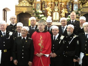 Oslavy Svatého Floriana dne 4.5.2018